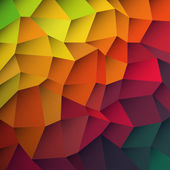 Abstract colorful patches background Vector EPS10