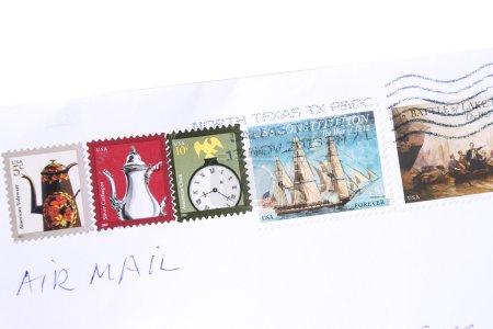Stamps of USA