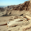 Valley of Kings and the tempel of Hatchepsut...