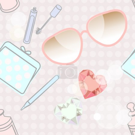 Fashion accessories and cosmetics