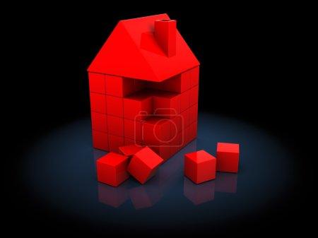 House building concept
