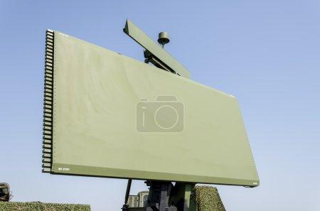 Radar militar