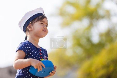 Little saylor girl