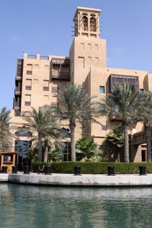 Madinat Jumeirah in Dubai...
