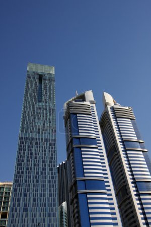 Photo for Modern skyscrapers in Dubai - Royalty Free Image