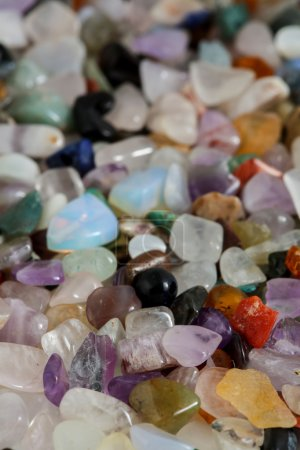 Crystals...