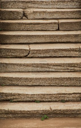 Photo for Ancient stone stairs - Royalty Free Image