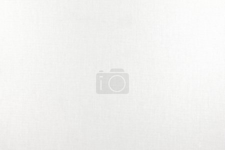 Photo for White fabric texture with pattern - Royalty Free Image