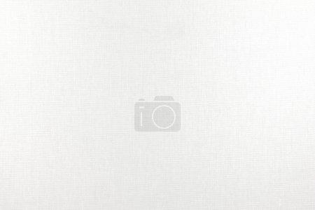 Photo pour Texture tissu blanc avec motif - image libre de droit