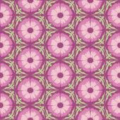 Květinový vzor bezešvé
