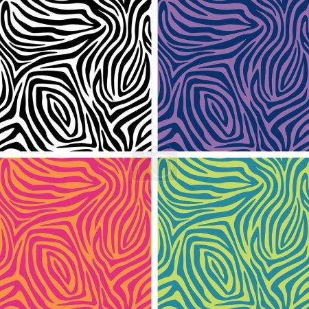 Zebra Stripes Patterns