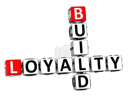 3D Build Loyalty Crossword