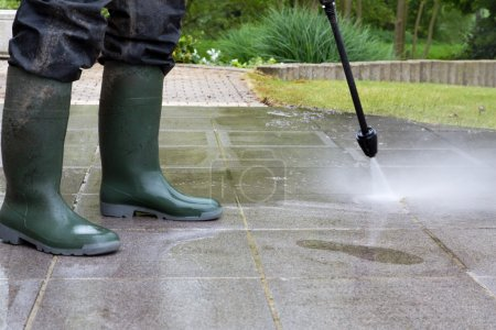 High Pressure Cleaning - 06