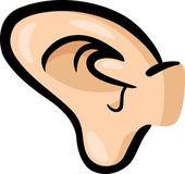 ear clip art cartoon illustration