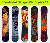 Snowboard design pack 17