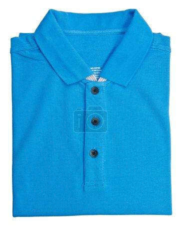 shirt. mens polo shirt on a background