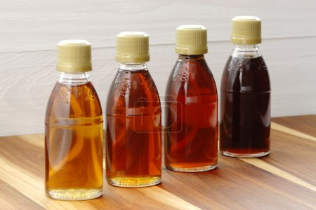 Delicious maple syrup made in vermont and canada g...