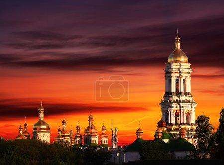 Pechersk Lavra in Kiev