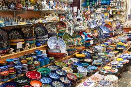 Turkish ceramics on the Grand