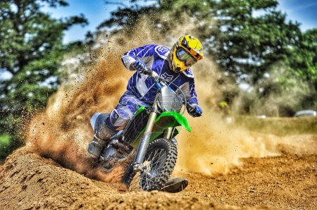 Motocross in UK