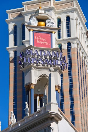 Madame Tussauds in Las Vegas