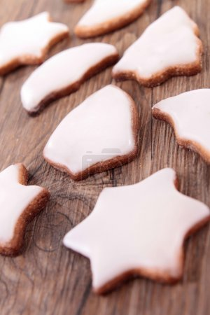 Photo for Christmas biscuit - Royalty Free Image