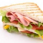 Toast sandwich...