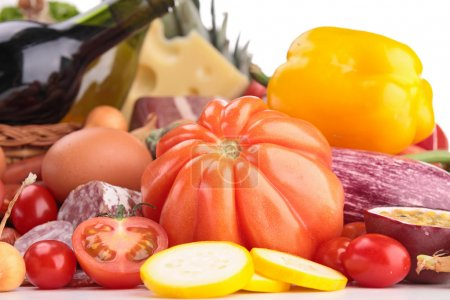 Photo for Closeup on grocery - Royalty Free Image