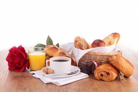 Photo pour Petit déjeuner - image libre de droit