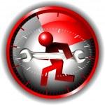24 hour maintenance logo...