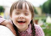 Porträt von schönen jungen Mädchen