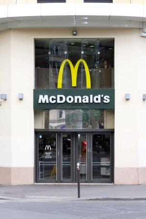 McDonalds in ParisFrance