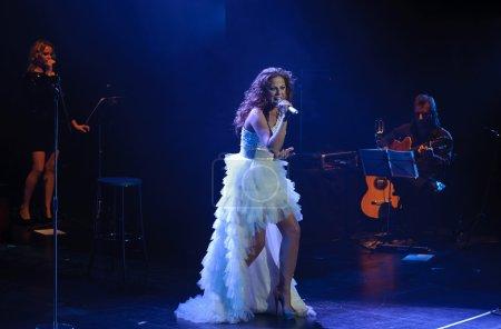 Pastora Soler in concert Una