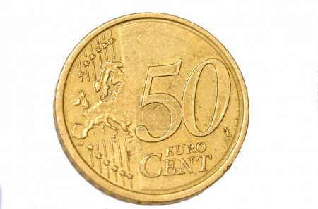 fiftyCent Euro Coin