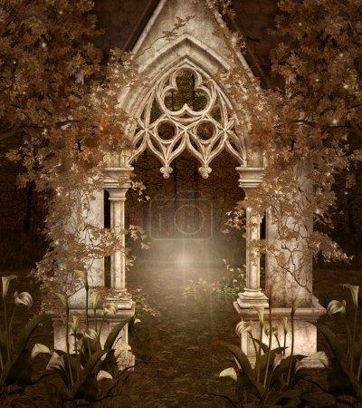 Fantasy entrance