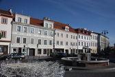 Lithuania, Vilnius, Town Hall Square