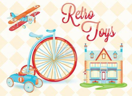 Retro toy