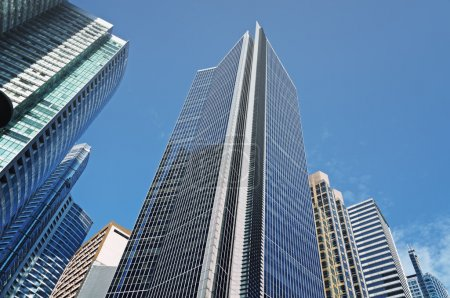 Office buildings in Makati , the business Office B...