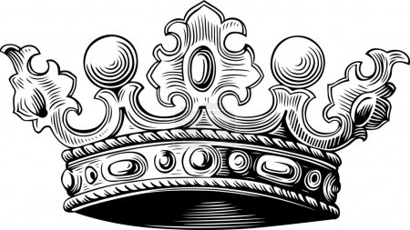 Valuable crown