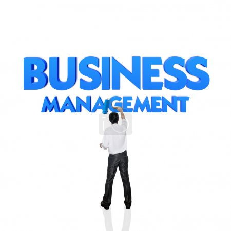 Business word for business and finance concept, Risk management
