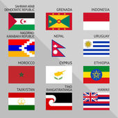 Flags of world 15