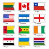 Flags of world-01