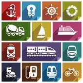 Transport flat icon-01