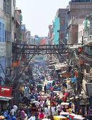 Chandni Chowk Market in New Delhi, India
