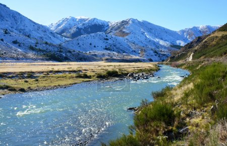 The Clarence River in Early Winter