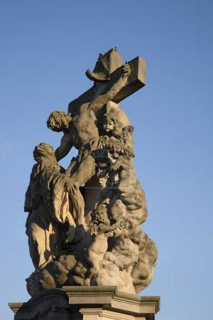 Charles Bridge Statue, Prague
