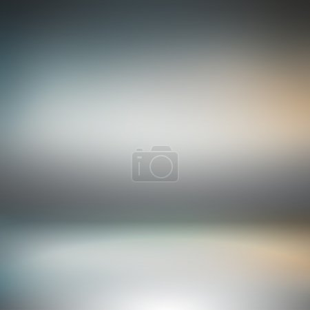 Photo for Creative technological background. Inside an empty room - Royalty Free Image
