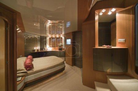 Atlantica luxury yacht