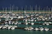 Italy, Sicily, Mediterranean sea, Marina di Ragusa