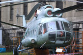 Ruský vrtulník mi-8 tun, warszawa, Polsko
